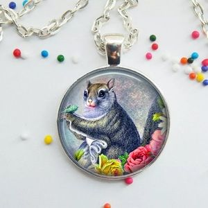 Jewelry - 🐿🐿CUTE!! SQUIRREL 🐿